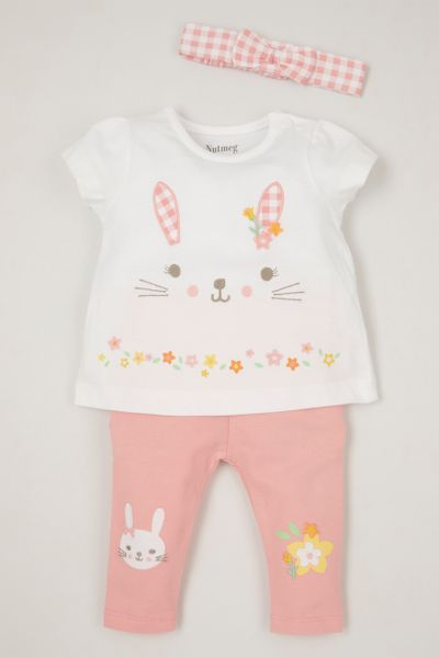 3 Piece Bunny Legging set