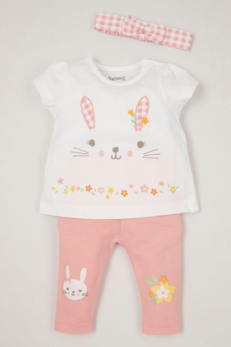 3 Piece Bunny Legging set