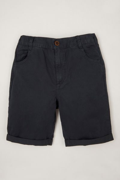 Navy Chino Shorts 1-14yrs
