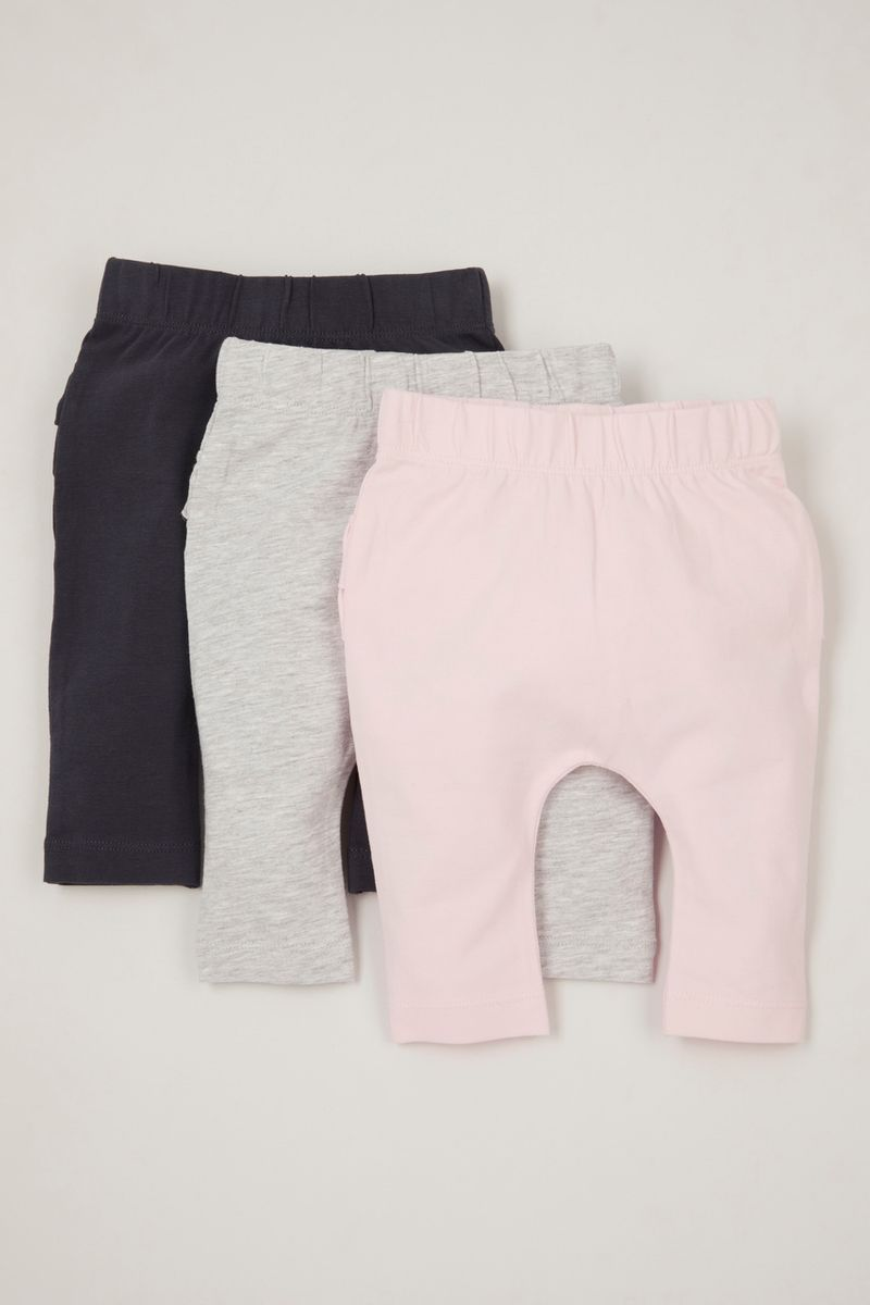 Online Exclusive 3 Pack Frill leggings