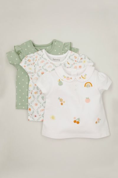 3 Pack Daisy T-shirts