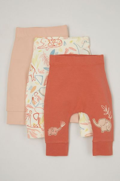 3 Pack Elephant leggings
