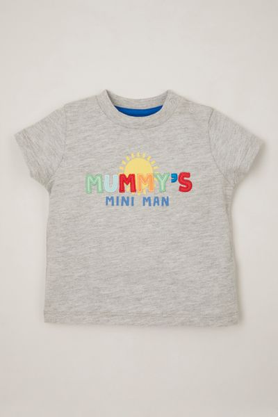 Mummy's Mini Man T-shirt