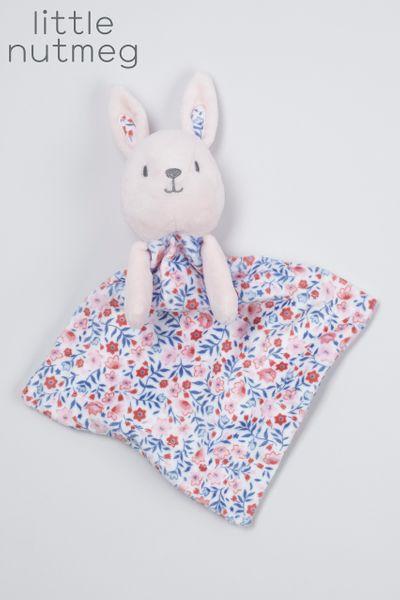 Little Nutmeg Flower Bunny snuggler