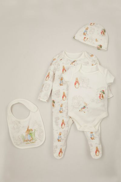 Peter Rabbit 4 Piece Starter set