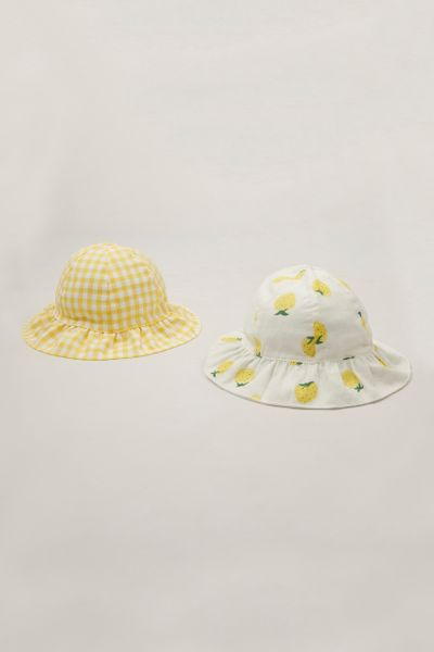 Online Exclusive 2 Pack Lemon hats