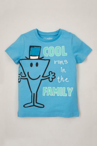 Mr Men Mr Cool T-shirt
