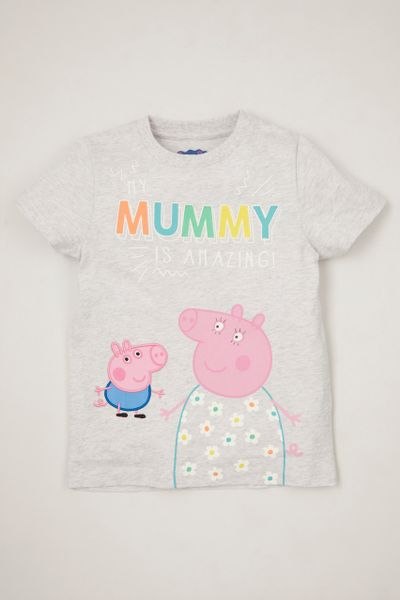 Peppa Pig George Pig Mummy T-shirt