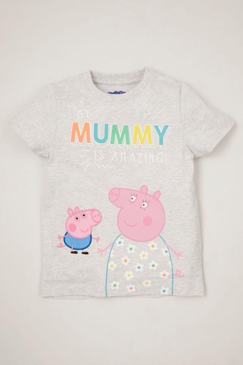 Peppa Pig George Pig Mummy T-shirt