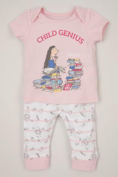 Roald Dahl Matilda pyjamas