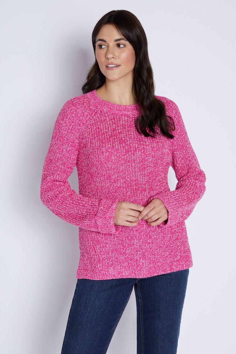 Pink Knit Jumper
