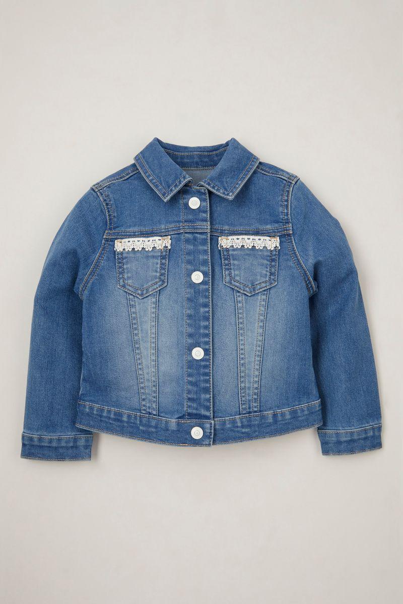 Denim Jacket 1-6yrs