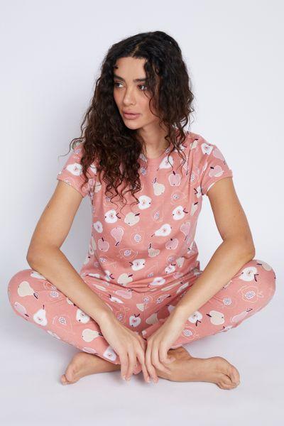 Fruit Print Pyjamas