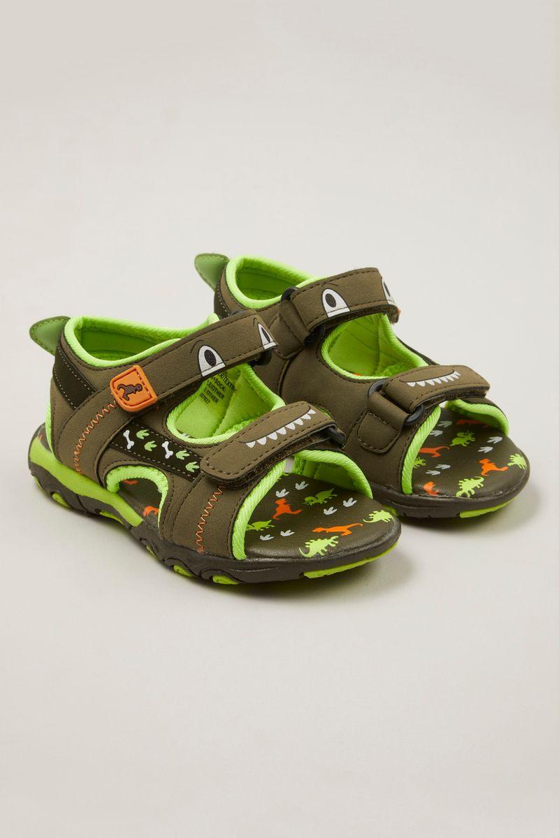 Crocodile Sandals