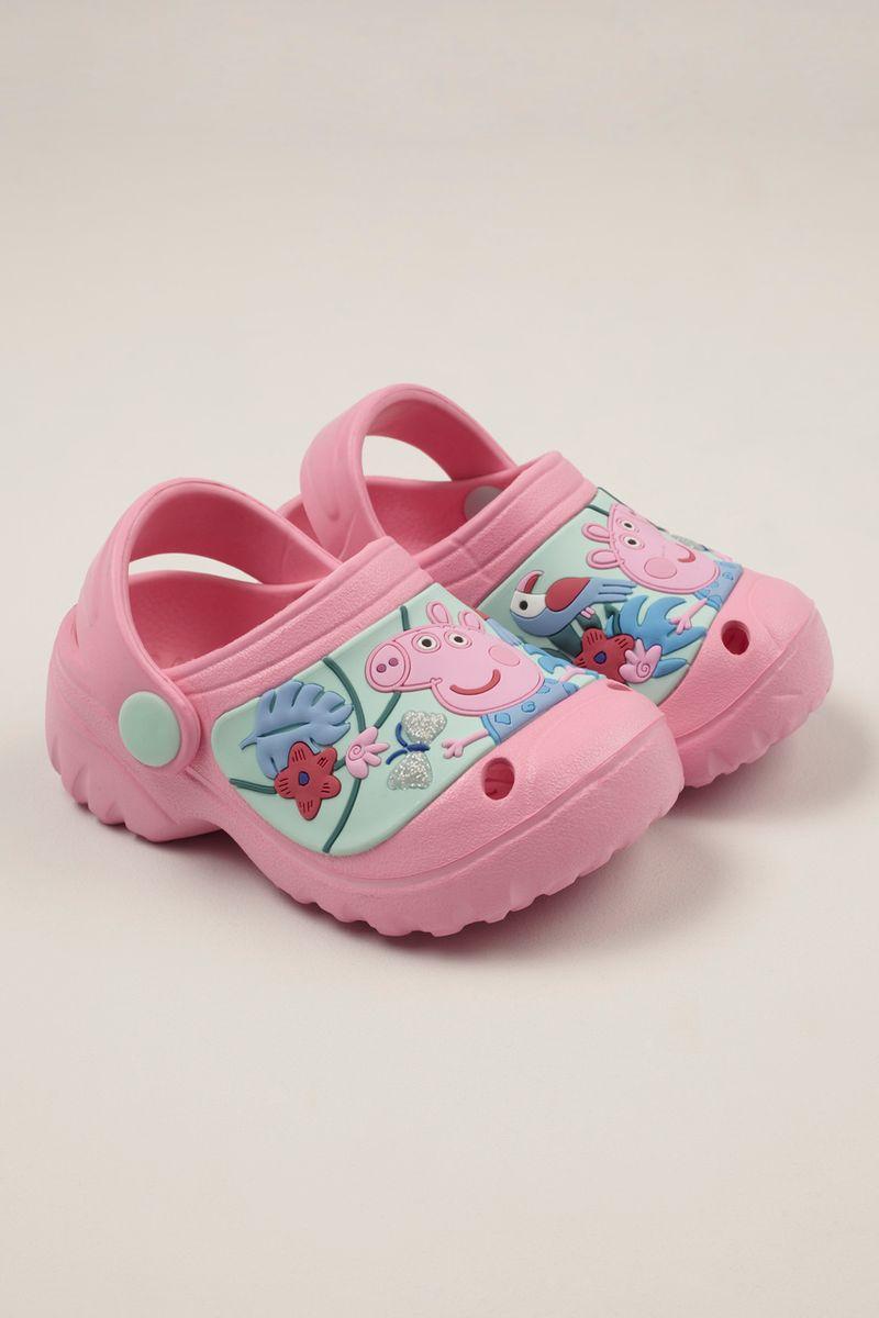 Peppa Pig clogs
