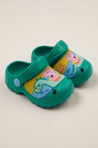 George Pig Clogs