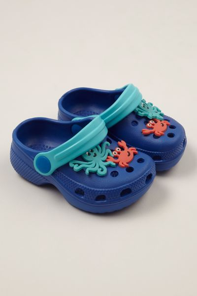 Aquatic Badge clogs