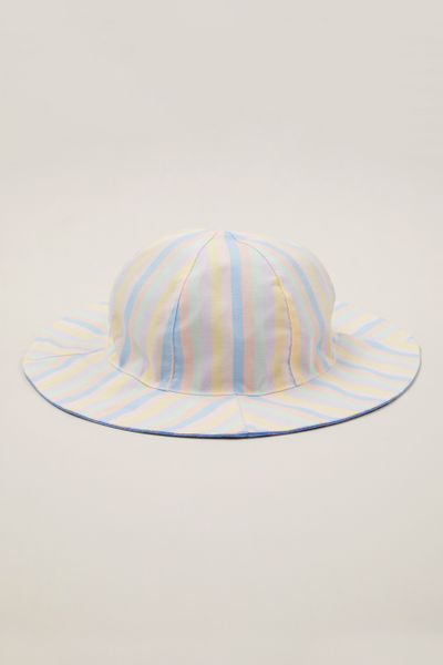 Stripe Reversible Hat