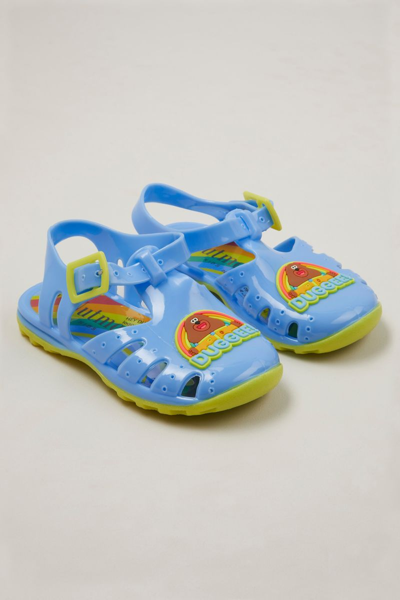 Hey Duggee Jelly Shoes