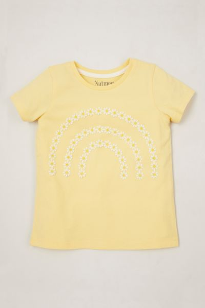 Daisy Chain Heart T-Shirt