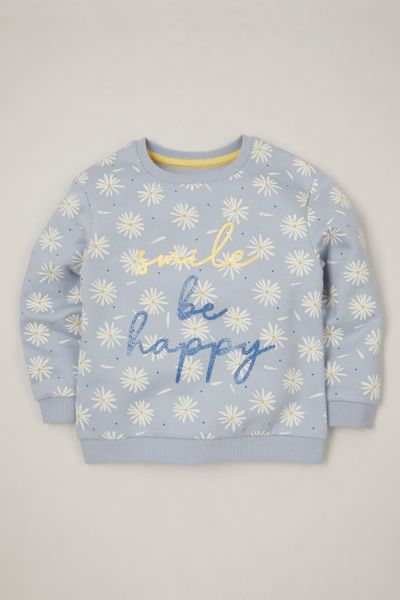 Smile Sweatshirt 1-10yrs