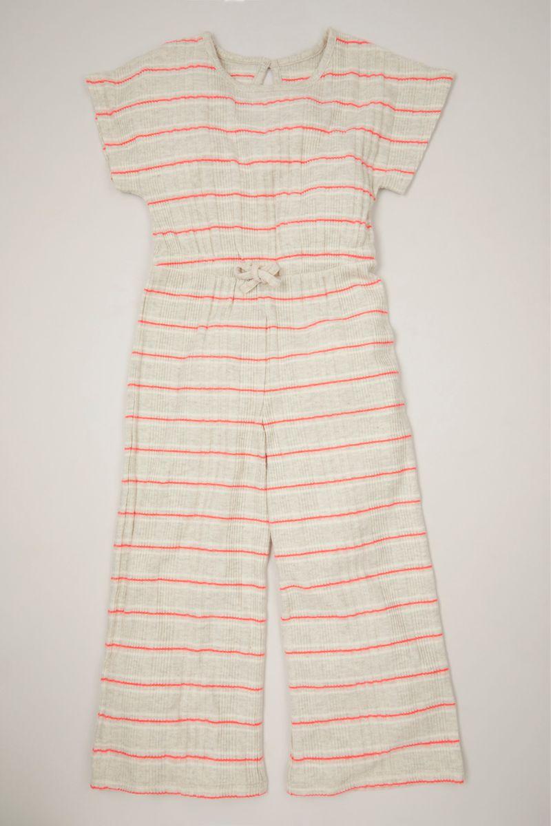 Soft Stripe jumpsuit