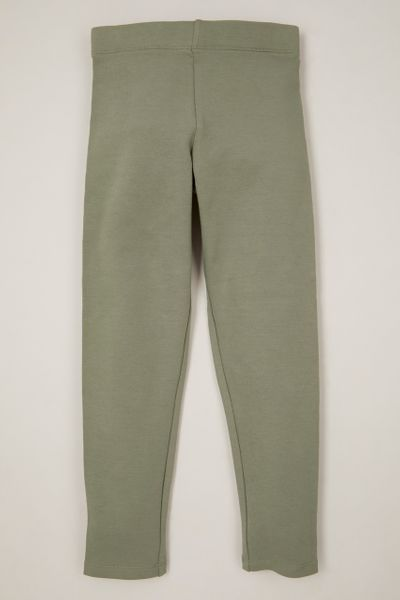 Adjustable Khaki Leggings
