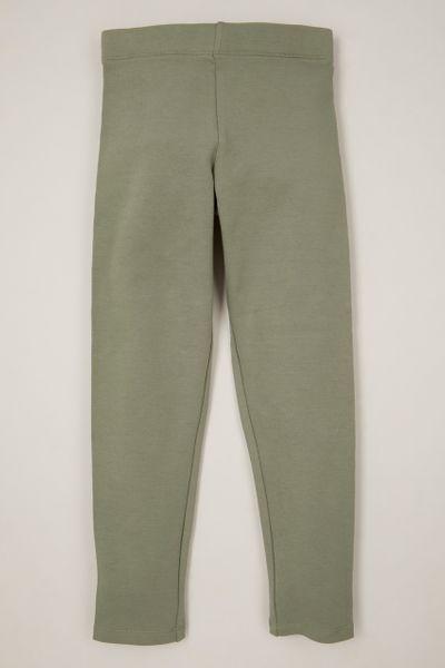 Adjustable Khaki Leggings