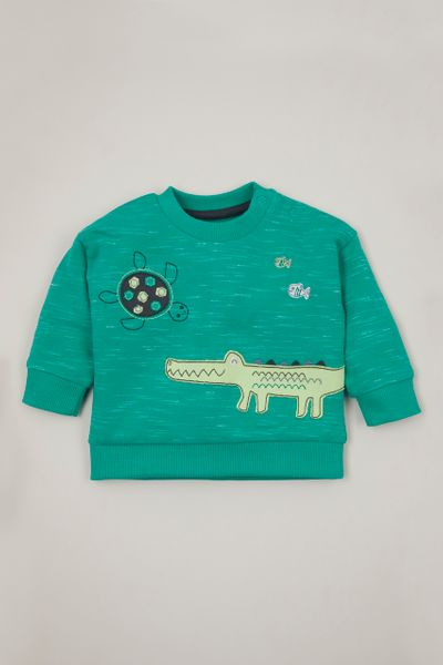 Green Turtle sweatshirt