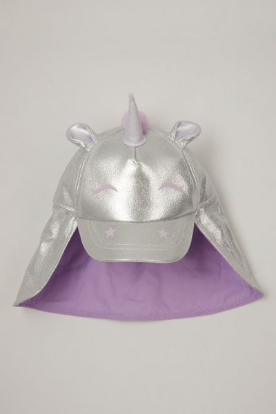Silver Unicorn Keppi