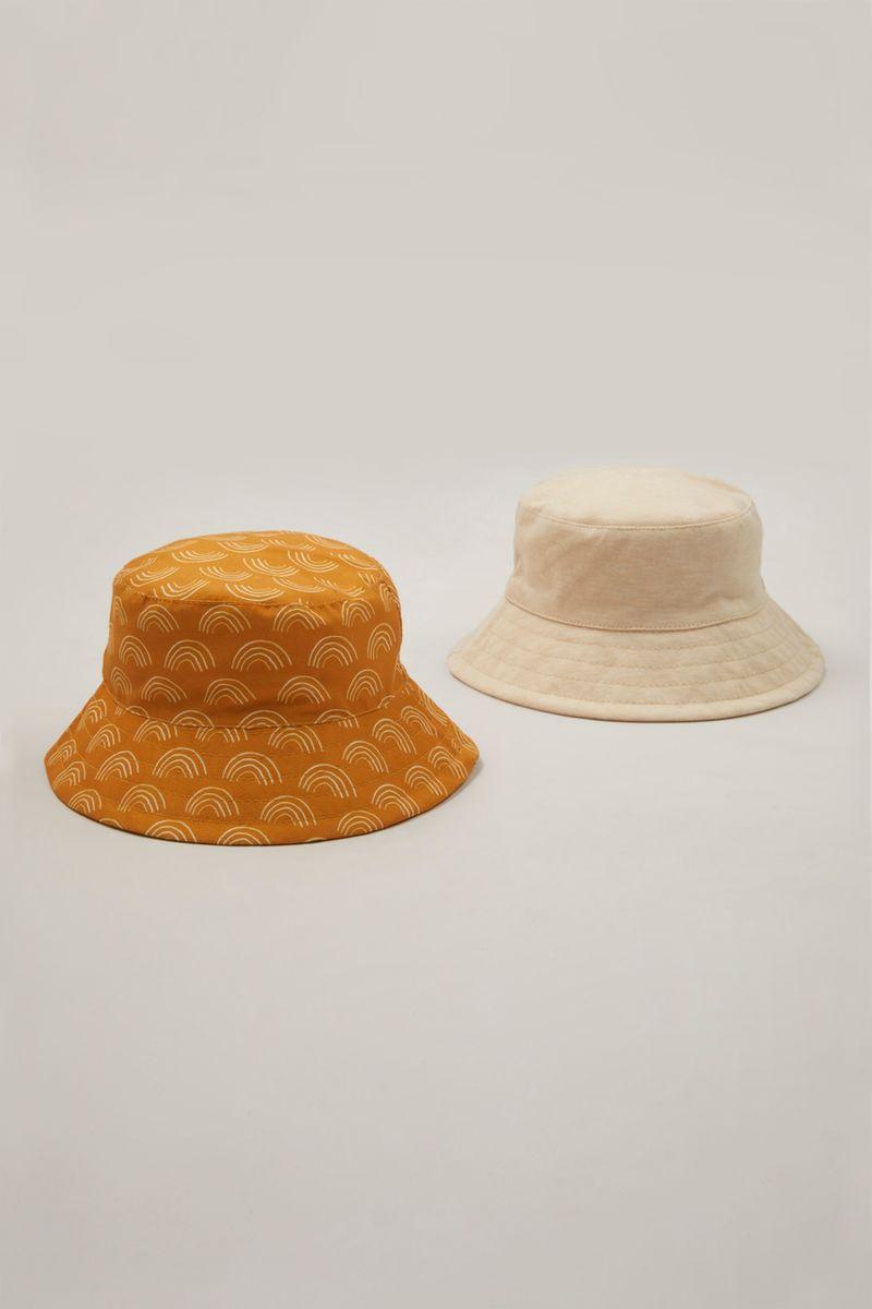 Online Exclusive 2 Pack Yellow hats