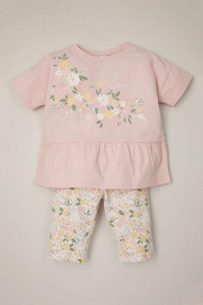 Floral Short Pyjamas