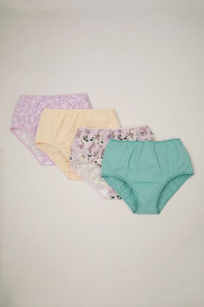Butterfly Floral Full Briefs