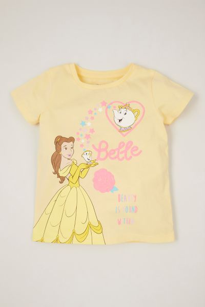 Disney Beauty & The Beast Belle T-shirt