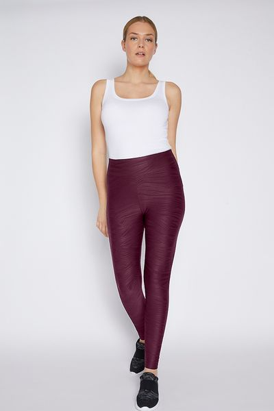 Berry Active Leggings