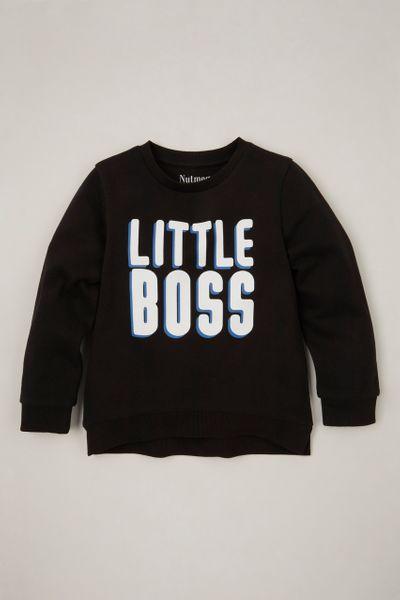 Little Boss Sweatshirt