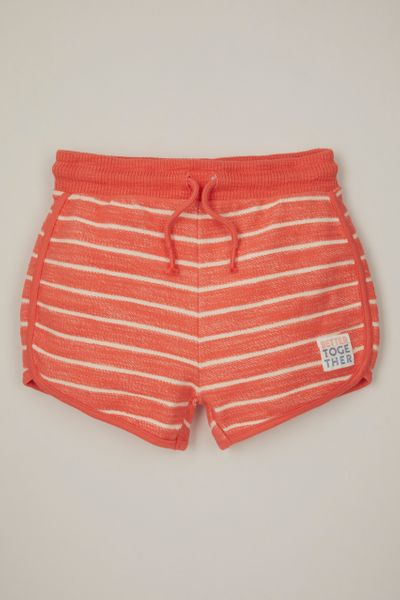 Stripe Toweling shorts