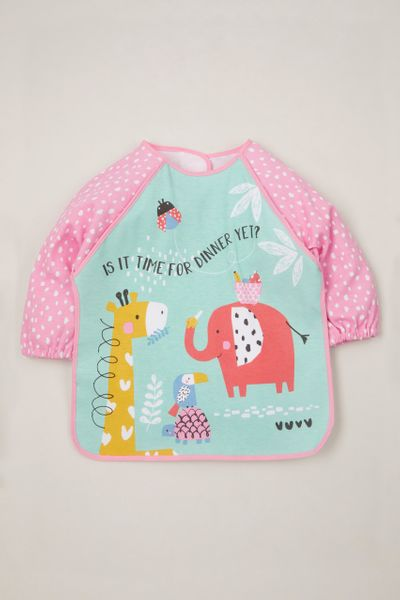 Elephant Coverall bib