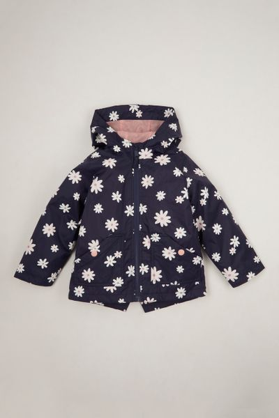 Daisy Colour Changing Coat