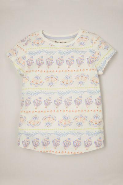 Shell Print T-shirt