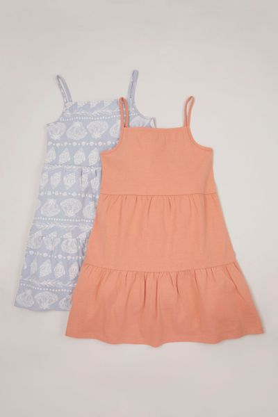 2 Pack Shell Jersey dresses