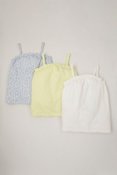 3 Pack Smock tops