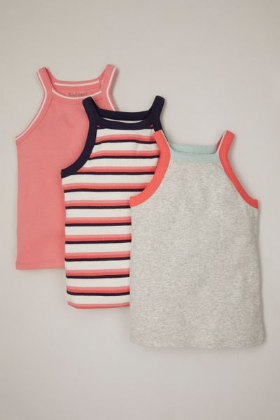 3 Pack Sporty vests
