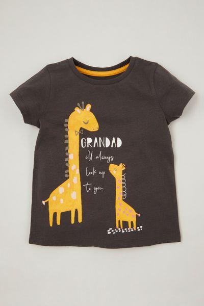 Grandad Giraffe T-shirt
