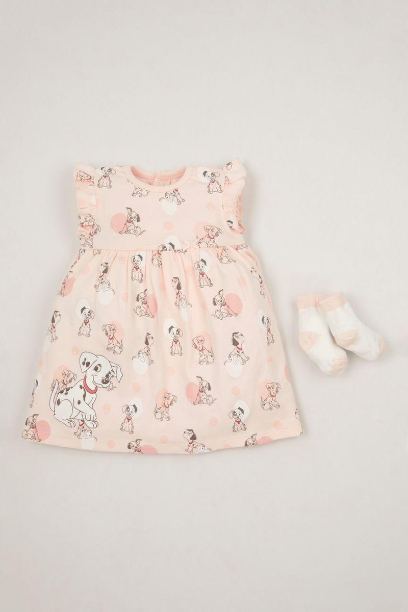 Disney 101 Dalmatians Romper Dress Set