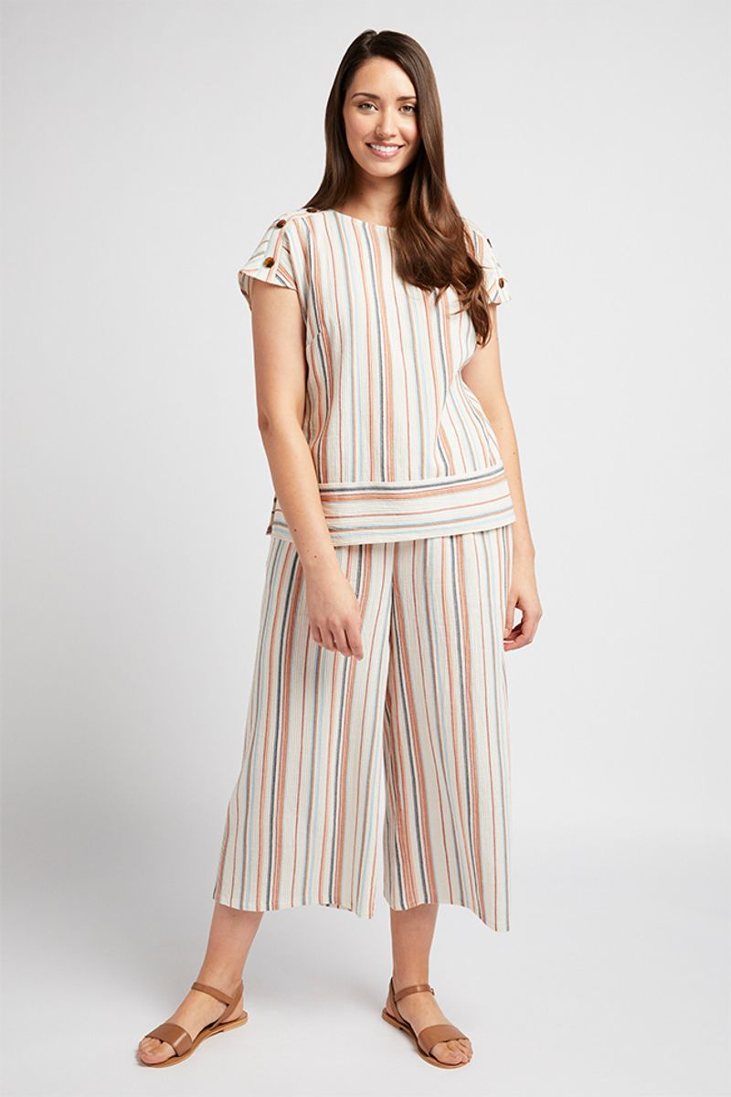 Stripe Co-ord Trousers
