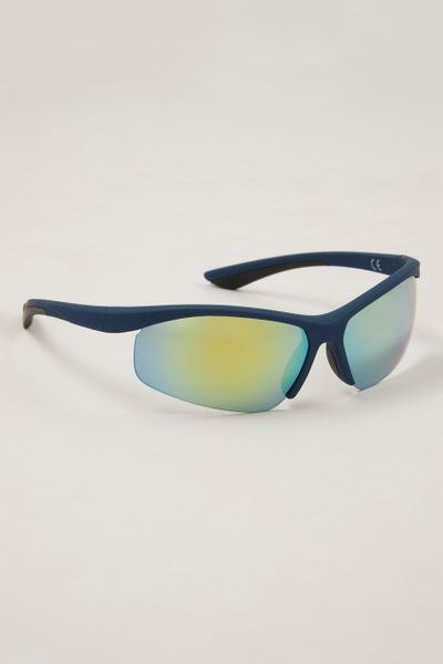 Top frame sports sunglasses