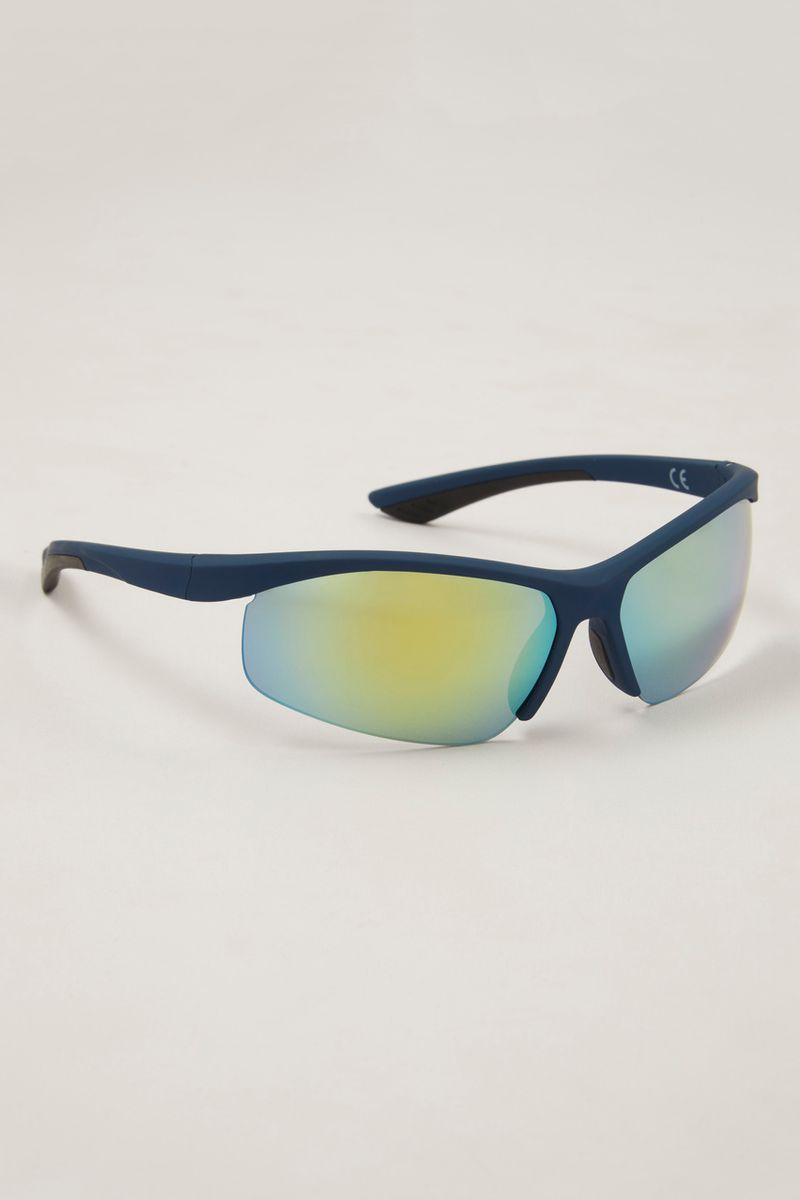 Top frame sports sunglasses