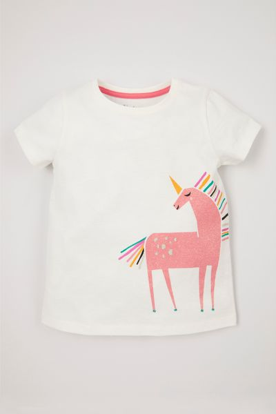Unicorn Tassel T-shirt