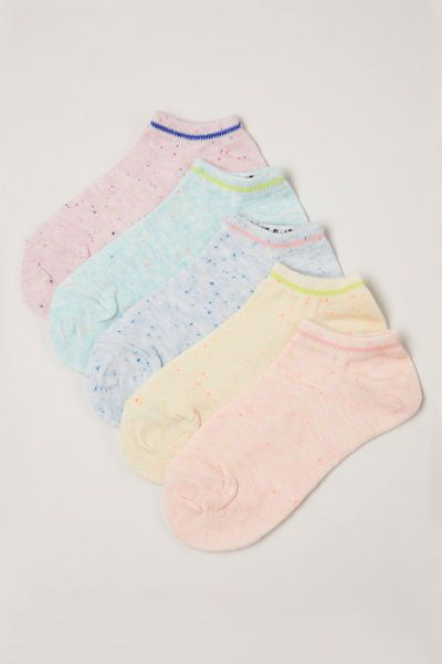 5 Pack Pastel Trainer Liners